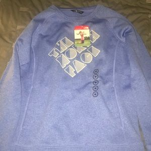 NWT North Face Pullover